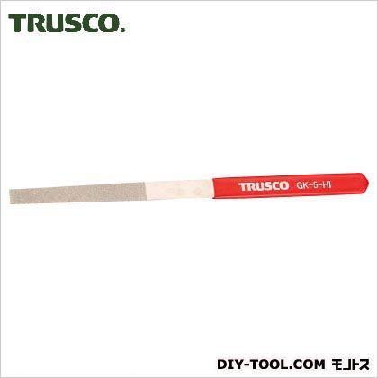 トラスコ 鉄工用DIAヤスリ平  平幅9.0×厚さ1.5 全長215 GK5HI