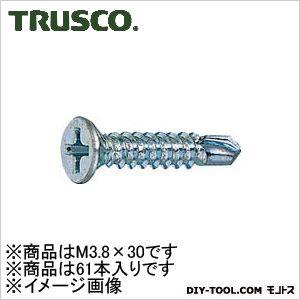 トラスコ ドリルねじフレキ内装用  M3.8×30 FSJ30