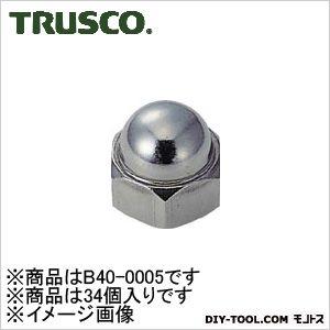 袋ナットステンレスサイズM5X0.834個入   B40-0005 34 個