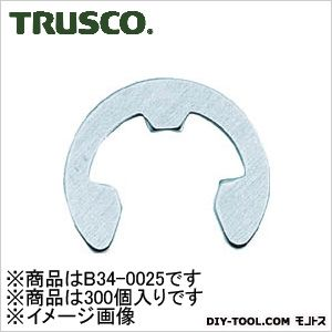 Eリング三価クロメートサイズE-2.5300個入   B34-0025 300 個