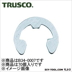 Eリング三価クロメートサイズE-7.070個入   B34-0007 70 個