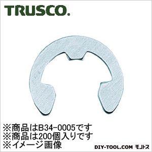Eリング三価クロメートサイズE-5.0200個入   B34-0005 200 個
