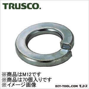 ユニクロームスプリングワッシャー  寸法M12 B280012 70 個