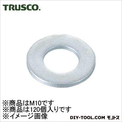 ユニクローム平ワッシャー  寸法M10 B260010