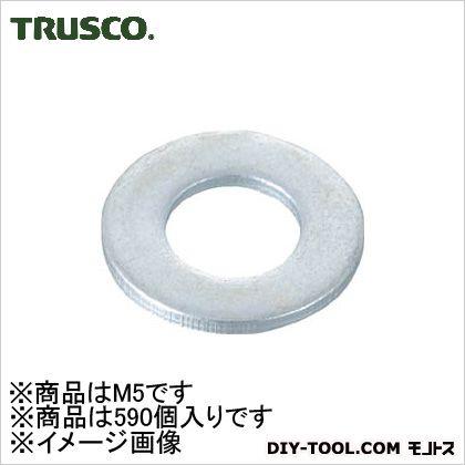 ユニクローム平ワッシャー  寸法M5 B260005