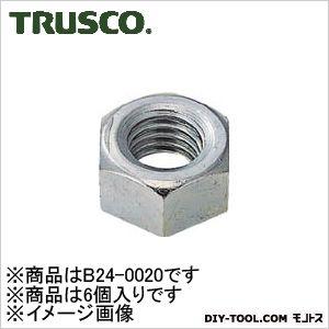 ユニクローム六角ナット1種 呼び径M20×2.5 (B240020)