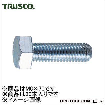 ユニクローム六角ボルト M6×70 (B220670)