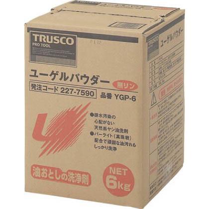 ユーゲルパウダー ピンク石鹸(粉末)  6kg YGP-6