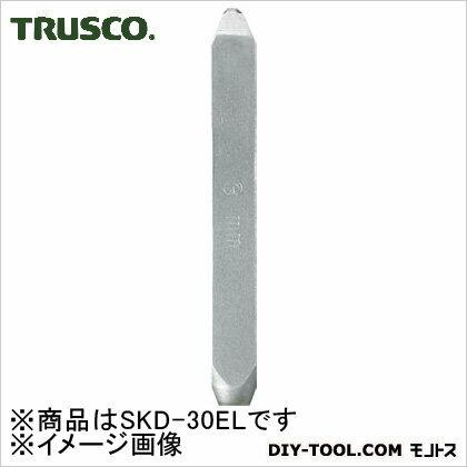 トラスコ バラ刻印L(アルファベット)  3mm SKD30EL