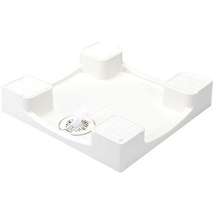 テクノテック かさ上げ防水パン イージーパン ニューホワイト W640×D640×H120mm TPD640 1 台
