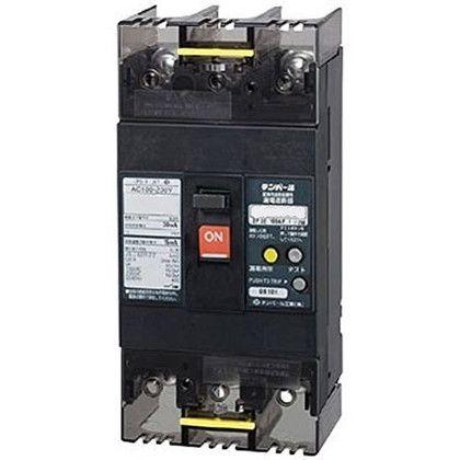Eシリーズ(経済タイプ)漏電遮断器(OC付)100A(30mA)   102EC1030