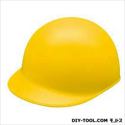 谷沢製作所 ヘルメット(耐電型野球帽タイプ) 黄色  164E2Z2Y