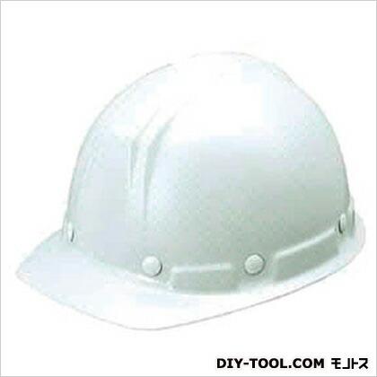谷沢製作所 軽量型ヘルメット(前ひさし型) 白 109-EPZ2-W   109-EPZ-W1-J