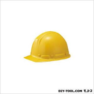 谷沢製作所 軽量型ヘルメット(前ひさし型) 黄 109-EPZ2-Y   109EPZ2Y