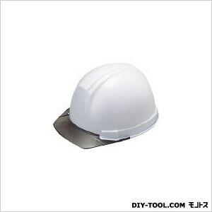 ヘルメット(透明ひさし・溝付型)EPA付 白169-EZV-V2-W3-J   169-EZV-V2-W3-J