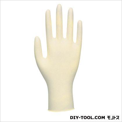 ディスポーサブル手袋 天然ゴム極うす手 ナチュラル S 230 20 枚