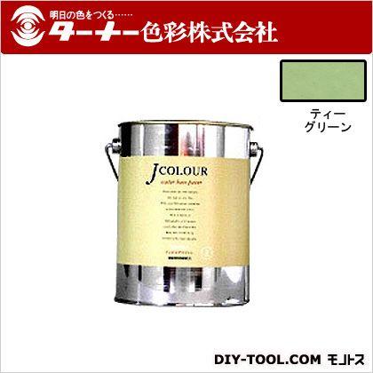 室内/壁紙塗料(水性塗料)Jカラー ティーグリーン 2L JC20MD3C