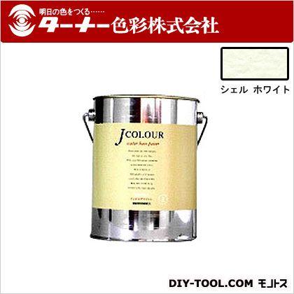 室内/壁紙塗料(水性塗料)Jカラー シェルホワイト 2L JC20WH6B