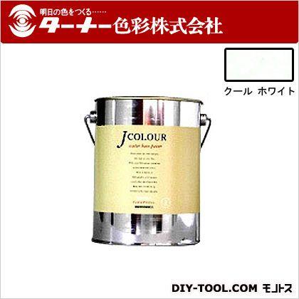 室内/壁紙塗料(水性塗料) Jカラー クールホワイト 2L JC20WH1C