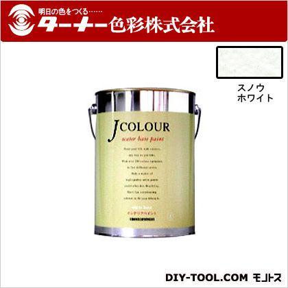 室内/壁紙塗料(水性塗料)Jカラー スノウホワイト 4L JC40WH1A