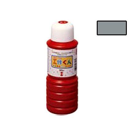 工作くん(工作用えのぐ) 銀 300ml KC30086