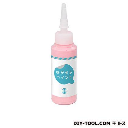 はがせるペイント塗ってはがせる水性絵具 ピンク 20ml SR020007