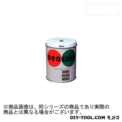 ターナー色彩 ネオカラー 短期屋外用絵具 白 250ml NC25001