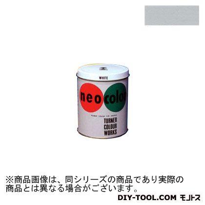 ターナー色彩 ネオカラー 短期屋外用絵具 グレー 250ml NC25013