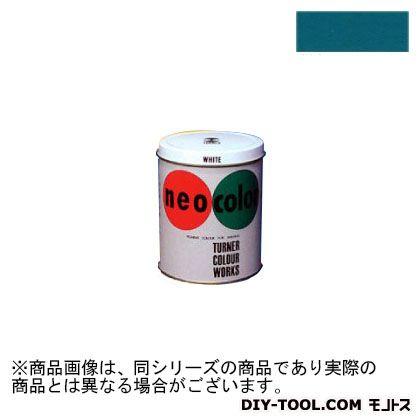ターナー色彩 ネオカラー 短期屋外用絵具 ビリディアン 250ml NC25033