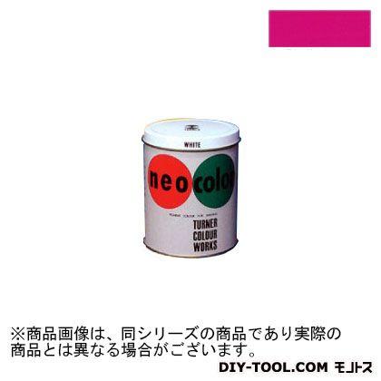 ターナー色彩 ネオカラー 短期屋外用絵具 オペラ レッド 250ml NC25051