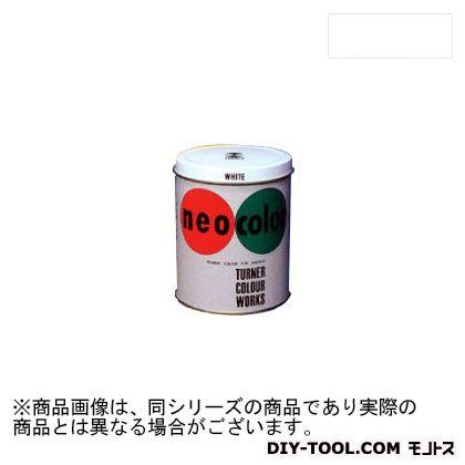 ネオカラー 短期屋外用絵具 白 600ml NC60001