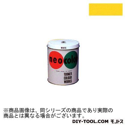 ネオカラー 短期屋外用絵具 黄 600ml NC60003