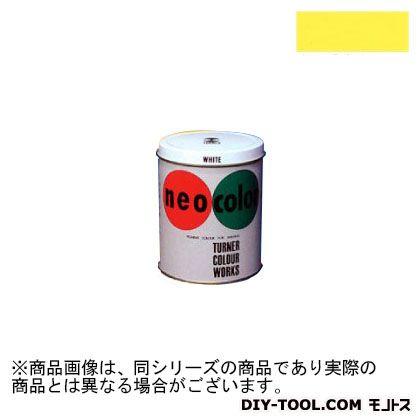 ターナー色彩 ネオカラー 短期屋外用絵具 イエロー ライト 600ml NC60011