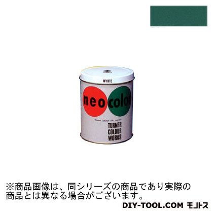 ターナー色彩 ネオカラー 短期屋外用絵具 深緑 600ml NC60026