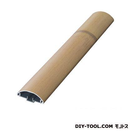 アートボード押さえ縁 半割竹エンド ゴマ竹 L=3650mm 00026364  本