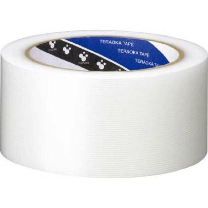 P-カットテープ 白(透明) 50mm×25m No.4140
