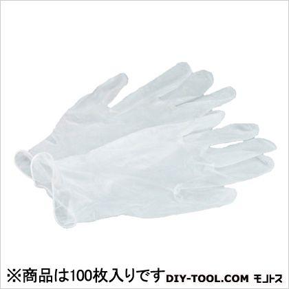 キッチンビニール手袋 P・F M 100枚