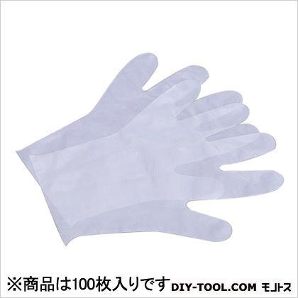 ポリエチ手袋 L 100枚