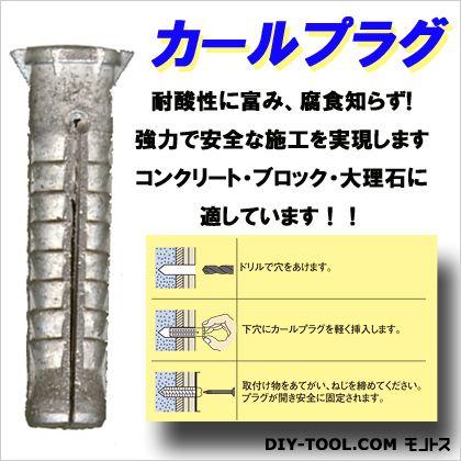 カールプラグ 10×25mm (3403800) 100本