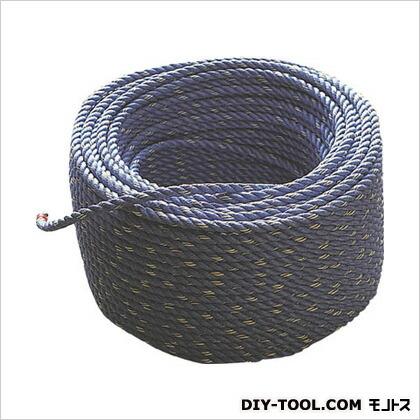 静電防止ロープ(PP) 200m  (790)