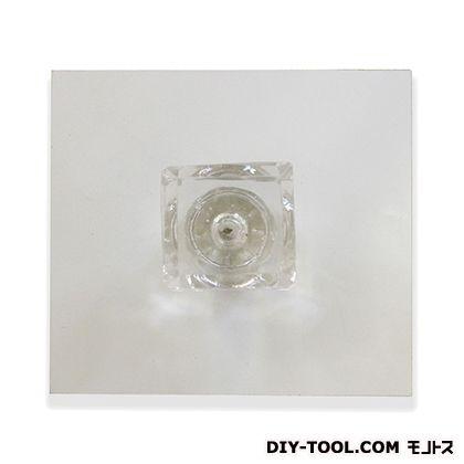 ガラスつまみ クリア W32XD35(mm) 7039655