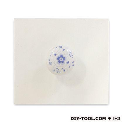 セラミックつまみ ホワイト W30XD26(mm) IK-191