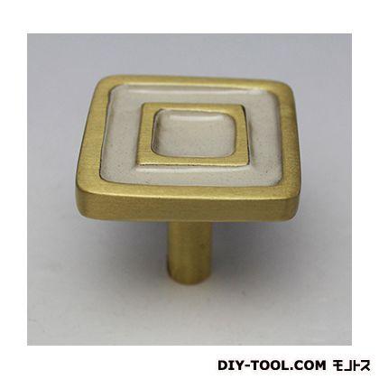 真鍮つまみ クリーム W35XD26(mm) 7304655