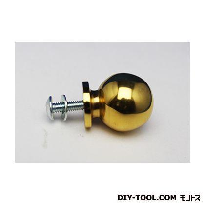 真鍮つまみ ゴールド W22XD26(mm) 7305455