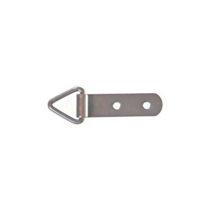 和気産業 三角吊りかん小 ブロンズ 15X30mm 1616600 2 個