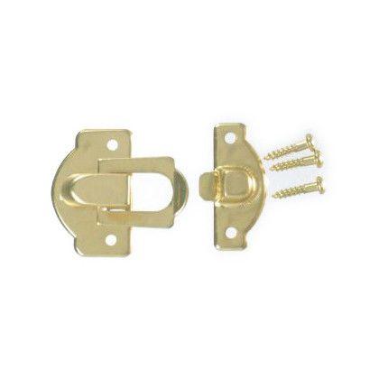 パッチン錠 ゴールド 27X29mm (5912700)