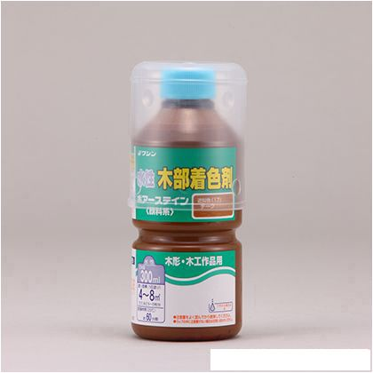 ポアーステイン(水性顔料着色剤) チーク 300ml