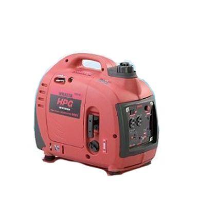 インバーター発電機 レッド・ブラック (HPG900i)