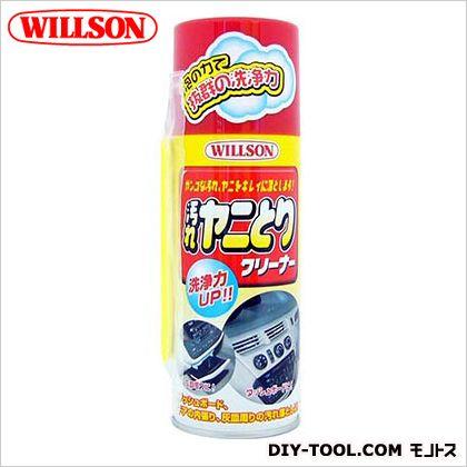 ウイルソン 汚れ・ヤニとりクリーナー  H181×W68×D63mm 02009