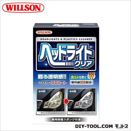 ヘッドライトクリア H190×W120×D45mm (02071)